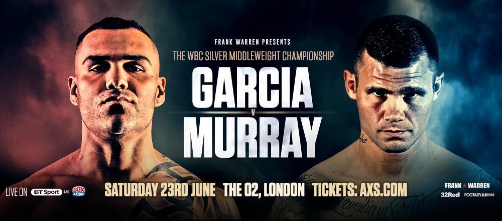 Garcia v Murray