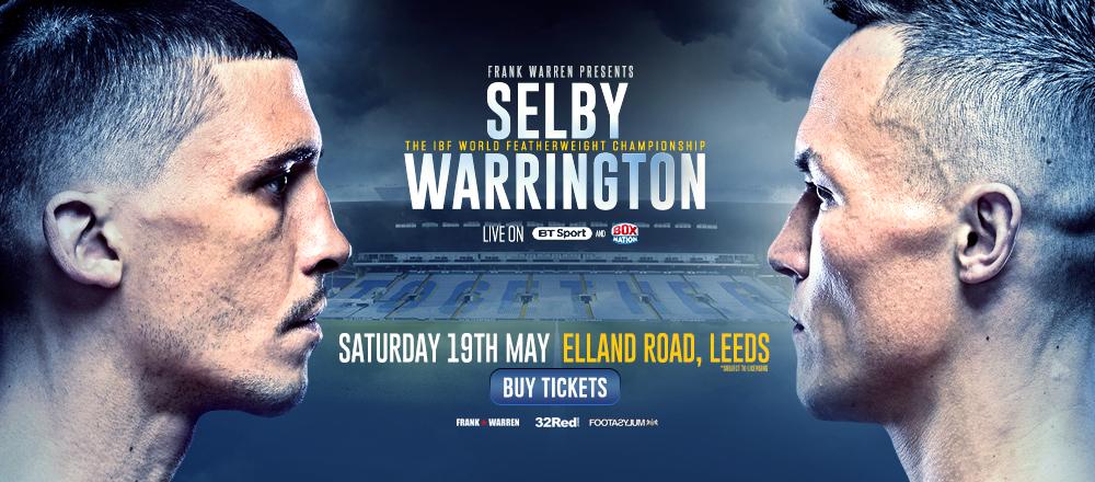 Selby v Warrington