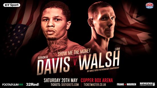 Davis v Walsh