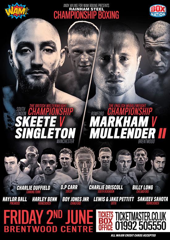 Skeete v Singleton June 2nd