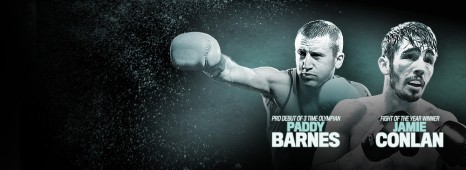 Jamie Conlan & Paddy Barnes Belfast Fight Night