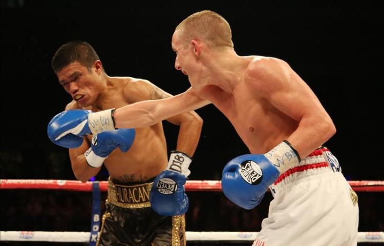 Paul Butler against Ruben Montoya