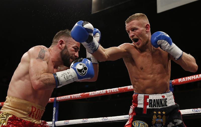 Terry Flanagan against Stephen Ormond