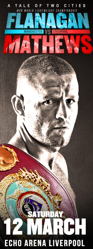 Terry Flanagan March 12