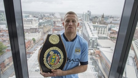 Terry Flanagan Man City
