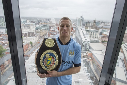 Terry Flanagan Man City