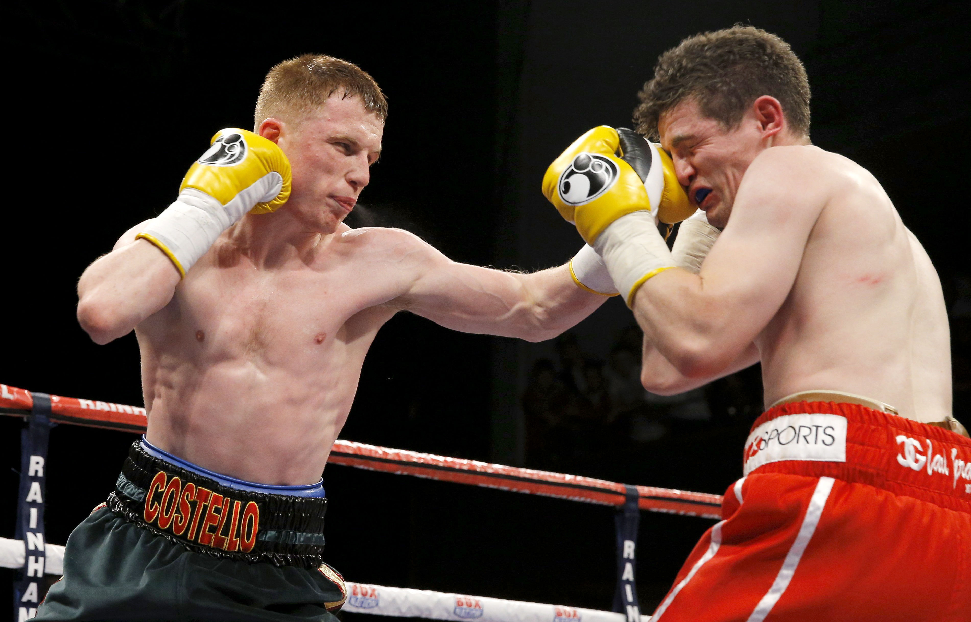 Joe Costello v Lee Connelly