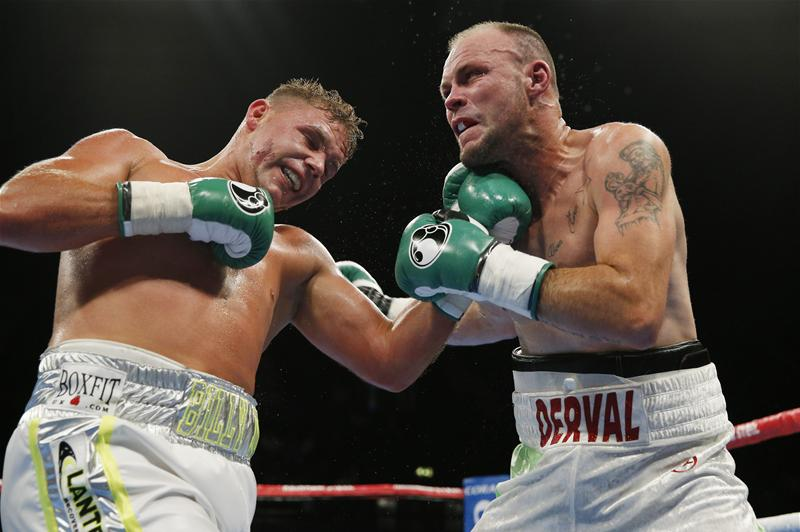 Billy Joe Saunders v Yoann Bloyer