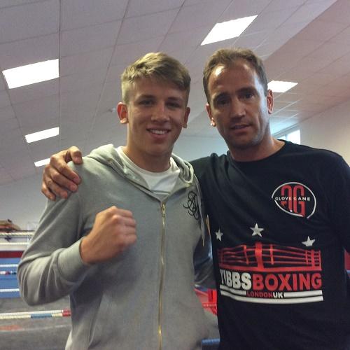 Ben Smith and Mark Tibbs