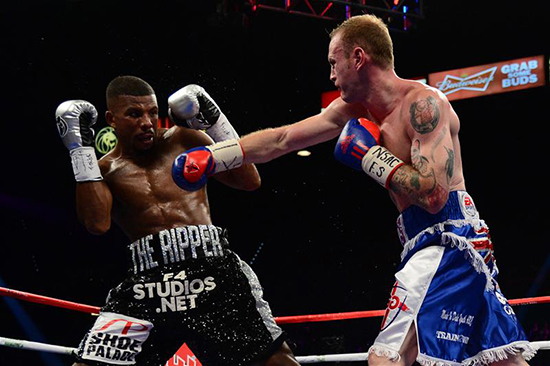George Groves V Badou Jack