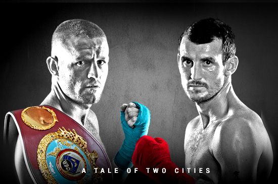 Terry Flanagan v Derry Mathews