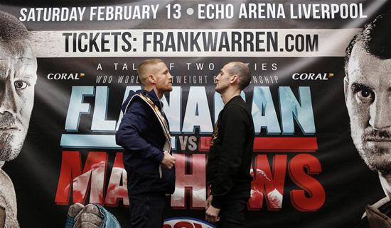Flanagan v Mathews