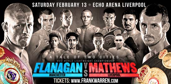 Flanagan v Mathews