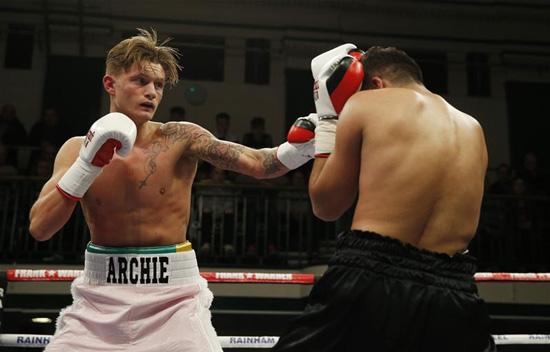 Archie Sharp
