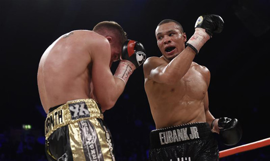 Blackwell v Eubank Jr