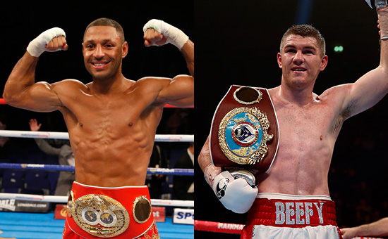 Kell Brook v Liam Smith