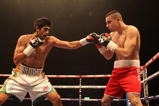 Vijender Singh v Alexander Horvath