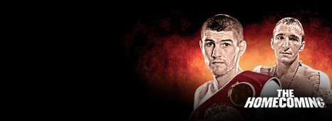 Liam Smith The Homecoming