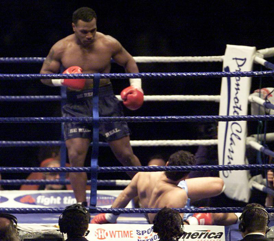 Mike Tyson v Lou Savarese