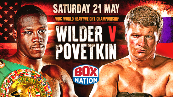 Wilder v Povetkin