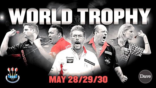 BDO World Trophy 2016