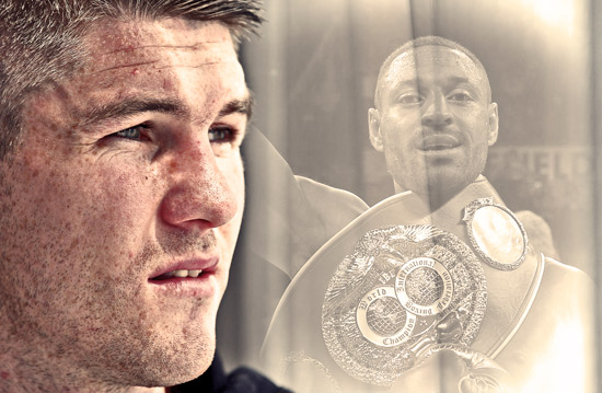 Liam Smith wants Kell Brook