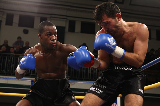 Darryll Williams Boxing
