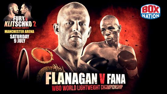Flanagan v Fana