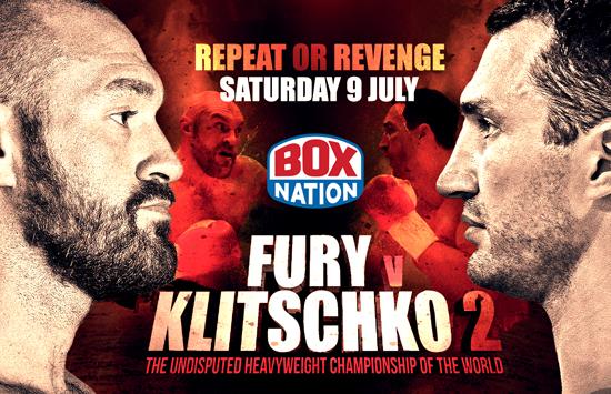 Fury v Klitschko 2