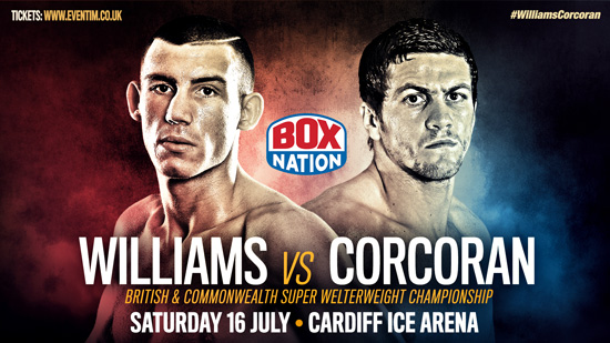 Williams v Corcoran