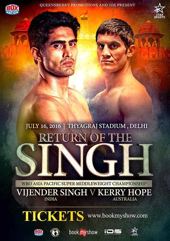 Singh v Hope