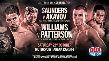 Saunders v Akavov | Williams v Patterson