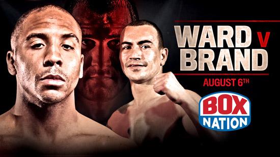 Ward v Brand