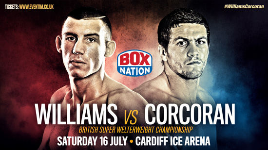 Williams v Corcoran