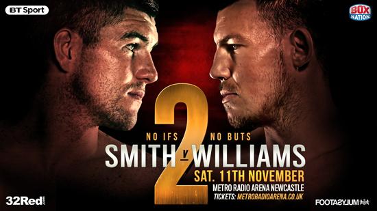 Smith-v-Williams-2-November-11