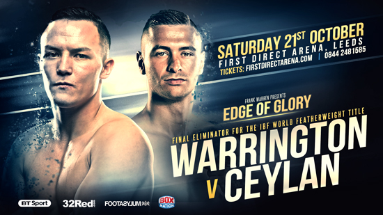 Warrington v Ceylan