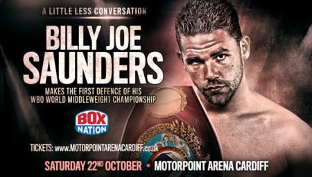 Billy Joe Saunders