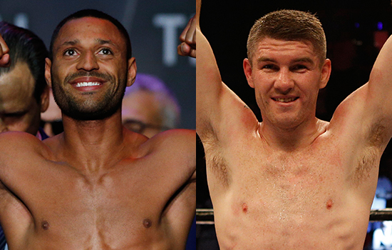 Kell Brook & Liam Smith ready to shock the world