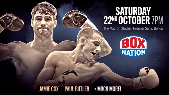 Boxing Macron Stadium