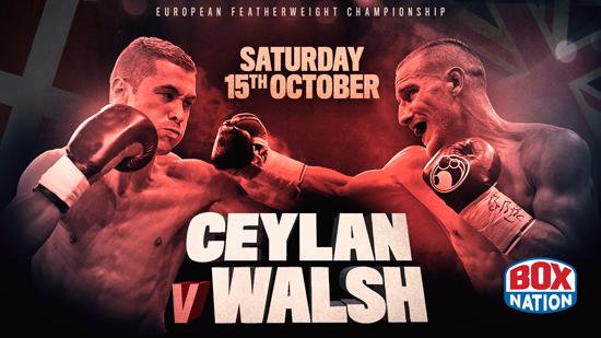 Ceylan v Walsh