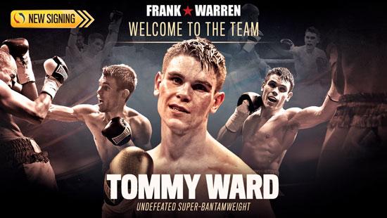 Tommy Ward