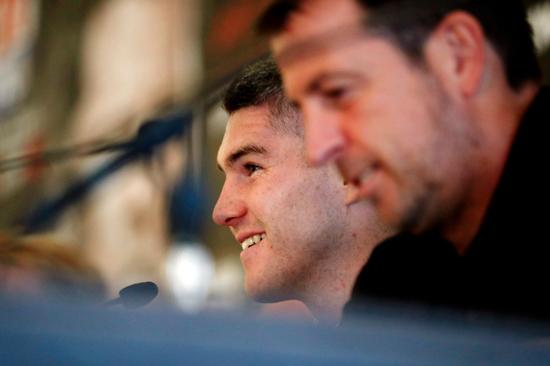 Joe Gallagher & Liam Smith