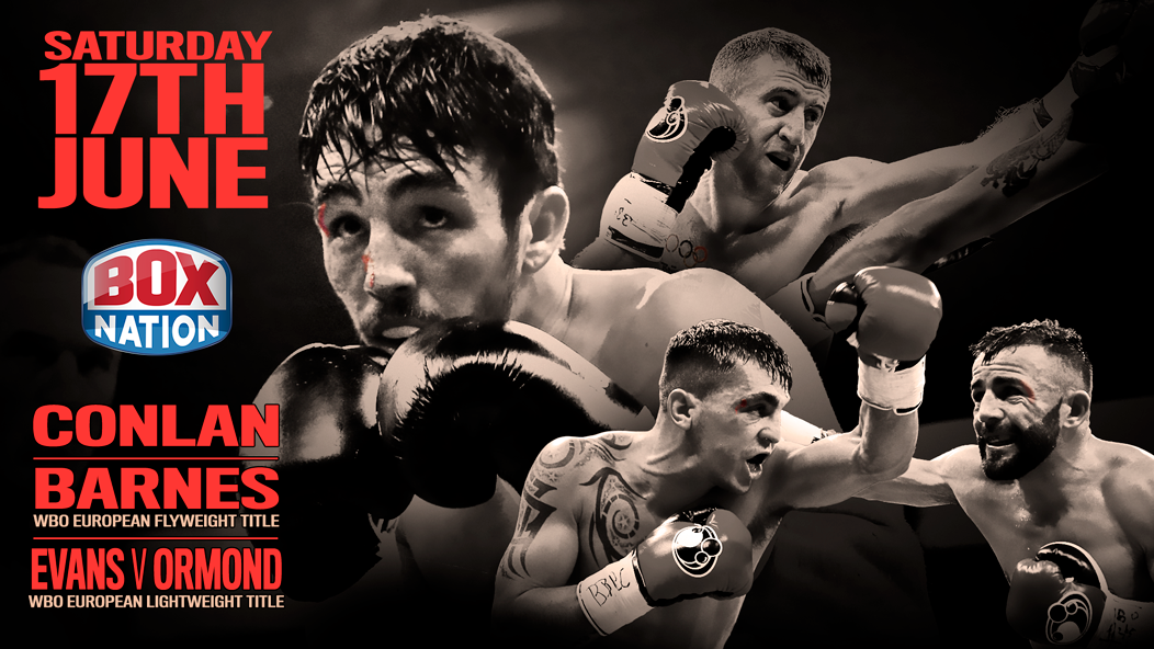Belfast Boxing June 17