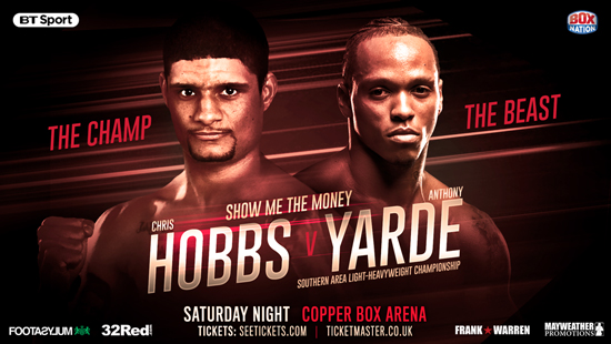 Hobbs v Yarde