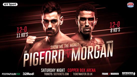 Pigford v Morgan