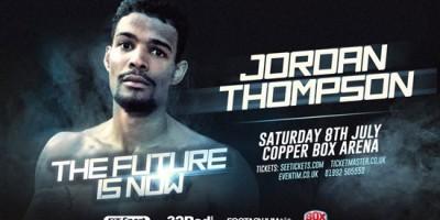 Jordan Thompson