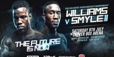 Williams V Smyle 2