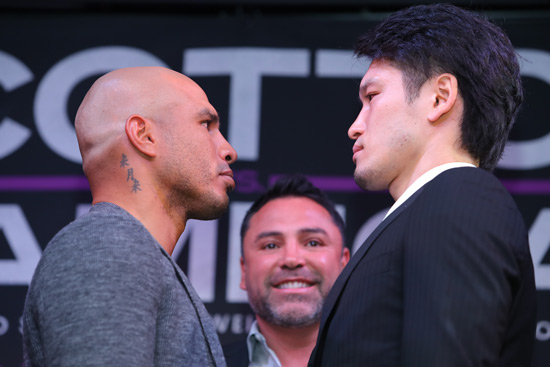 Cotto v Kamegai