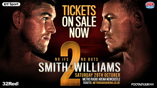 Smith v Williams 2 On Sale Now