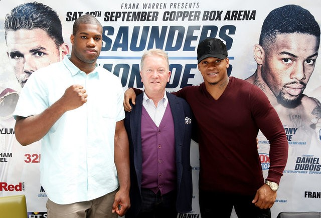 Yarde and Dubois
